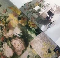 Новинки обоев KT Exclusive на выставке Heimtextil Frankfurt 2018