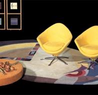 Итальянская мягкая мебель IL LOFT кресло ASTRA