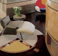 Итальянская мягкая мебель IL LOFT кресло SAX