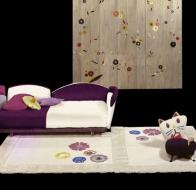 Итальянская мебель для детской IL LOFT кровать AURORA