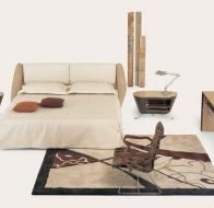 Итальянская мебель IL LOFT кровать MAJOR
