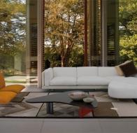 Итальянская мягкая мебель IL LOFT диван GALAXY 4