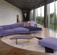 Итальянская мягкая мебель IL LOFT диван GALAXY 6