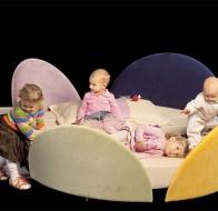 Итальянская мебель для детской IL LOFT кровать FELIX