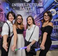 Первая полуфинальная игра Intellectual Battle - 2017