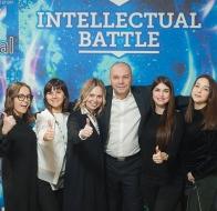 Вторая полуфинальная игра Intellectual Battle - 2017