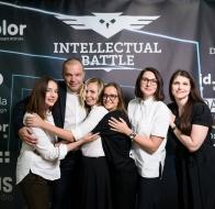 Вторая четвертьфинальная игра Intellectual Battle - 2017