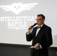 Первая отборочная игра Intellectual Battle — 2017