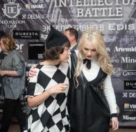 Вторая отборочная игра Intellectual Battle — 2017 в Одессе