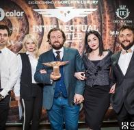 Третья отборочная игра Intellectual Battle - 2017 во Львове