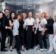 Четвертая отборочная игра Intellectual Battle - 2017 в Харькове
