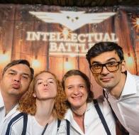 Третья четвертьфинальная игра Intellectual Battle - 2017