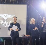 Четвертая четвертьфинальная игра Intellectual Battle - 2017