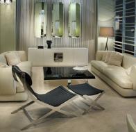 Итальянская мебель IPE CAVALLI коллекция STREAMLINED гостиная