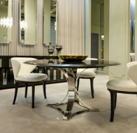 Итальянская мебель IPE CAVALLI коллекция STREAMLINED стотовая