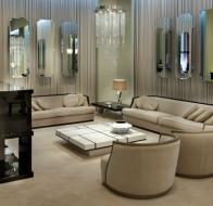 Итальянская мебель IPE CAVALLI коллекция STREAMLINED мягкая мебель