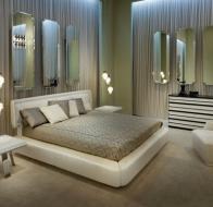 Итальянская мебель IPE CAVALLI коллекция STREAMLINED спальня