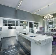 Итальянская мебель IPE CAVALLI коллекция VISIONNAIRE кухня