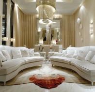 Итальянская мебель IPE CAVALLI коллекция VISIONNAIRE гостиная