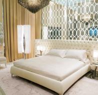 Итальянская мебель IPE CAVALLI коллекция VISIONNAIRE спальня