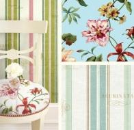 Коллекция текстильного и настенного декора Jaima Brown