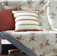 Английский текстильный бренд James Hare коллекция Ashburn silks