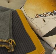 Бренд интерьерного текстиля James Brindley из Англии
