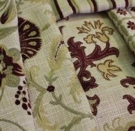 Интерьерные ткани из Англии Jim Dickens