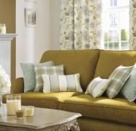 Английские декоративные ткани KAI  коллекция Brodie