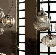 Итальянские люстры и светильники KARMAN