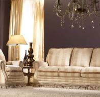 Итальянская мягкая мебель KEOMA диван ARAN