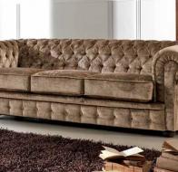 Итальянская мягкая мебель KEOMA диван CHETER