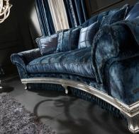 Итальянская мягкая мебель KEOMA диван CRISTINA