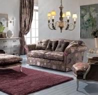 Итальянская мягкая мебель KEOMA диван MAESTRALE & CHINOOK