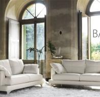 Итальянская мягкая мебель KEOMA диван BAHIA