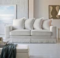 Итальянская мягкая мебель KEOMA диван GHIBLI