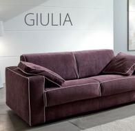 Итальянская мягкая мебель KEOMA диван GIULIA
