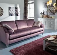 Итальянская мягкая мебель KEOMA диван IRIS