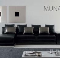 Итальянская мягкая мебель KEOMA диван MUNA