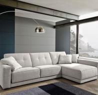 Итальянская мягкая мебель KEOMA диван SAFIRA