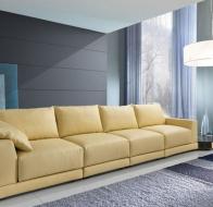 Итальянская мягкая мебель KEOMA диван SALINA