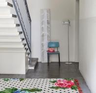 Итальянские ковры KARPETA  коллекция Polkadot