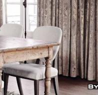 Голландский интерьерный текстиль Kobe коллекция Poetry ткань Byron