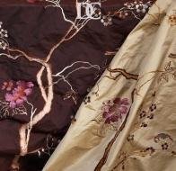 Эксклюзивные декоративные интерьерные ткани KT Exclusive коллекция Edem