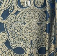 Эксклюзивные декоративные интерьерные ткани KT Exclusive коллекция Mersedes