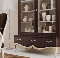 Итальянская мебель Le Fablier классическая коллекция столовая Bouquet