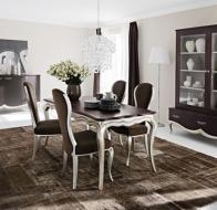 Итальянская мебель Le Fablier классическая коллекция Bouquet столовая