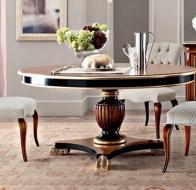 Итальянская мебель Le Fablier классическая коллекция Fiordipesco столовая