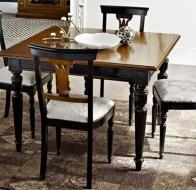 Итальянская мебель Le Fablier классическая коллекция столовая I Lauri