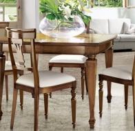 Итальянская мебель Le Fablier классическая коллекция столовая I Lauri стол Mauseoleo